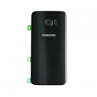 Samsung G935F Galaxy S7 Edge Akkufachdeckel Schwarz