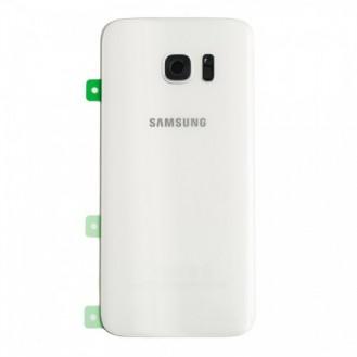 Samsung G935F Galaxy S7 Edge Akkufachdeckel weiss