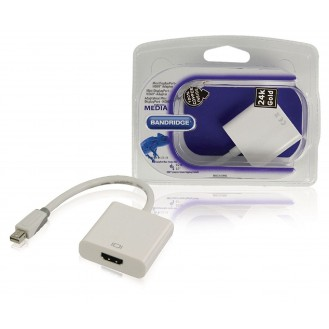 Mini-DisplayPort - HDMI-Adapter Mini DisplayPort Stecker