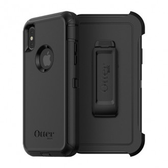 Otterbox Defender Faceplate für Apple iPhone 7 / 8 black