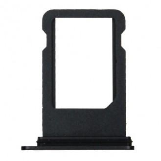 iPhone 8 Nano Sim Karten Halter Simkartenhalter Schwarz