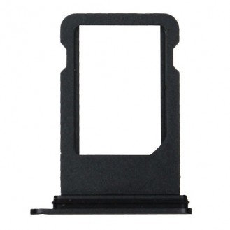iPhone 8 Plus Nano Sim Karten Halter Simkartenhalter Schwarz