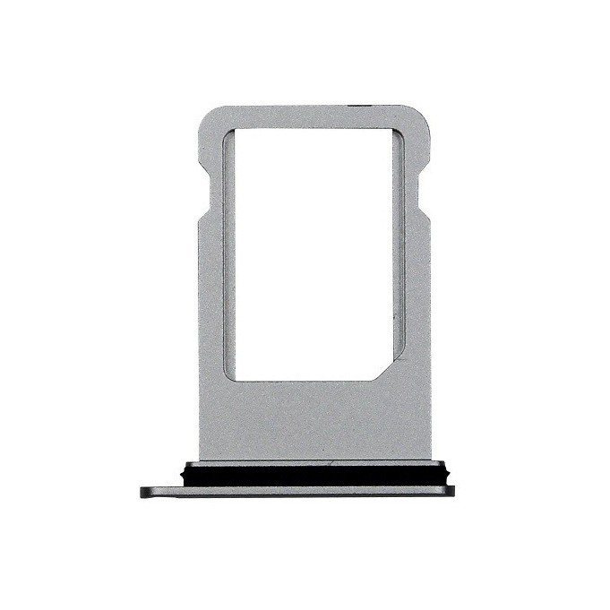 iPhone 8 Plus Nano Sim Karten Halter Simkartenhalter Silber