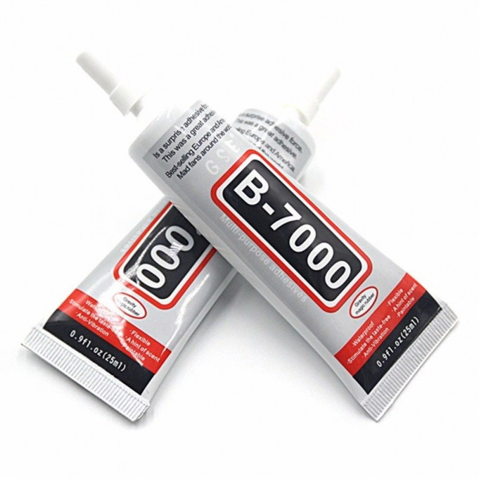 B7000 Kleber Glue Klar für Display Handy 25ml