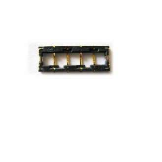 FPC Connector Anschluß Buchse für Akku iPhone 5S A1453, A1457, A1518, A1528, A1530, A1533