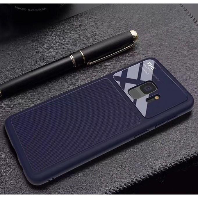 Dünnes Backcover Hardcase Galaxy S9 Schwarz