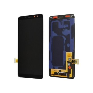 LCD Display Samsung A530F Galaxy A8 2018 Original Schwarz