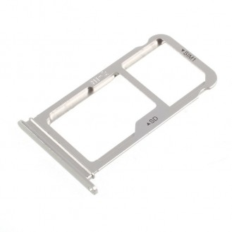 Huawei Mate 10 Sim Tray Karten Adapter - Gold