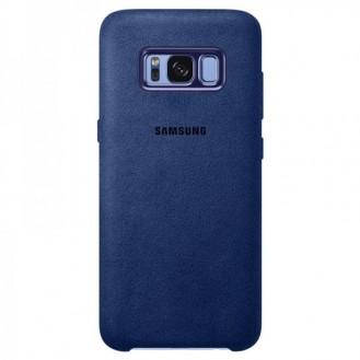 Samsung Alcantara G955 Galaxy S8 Plus Grau