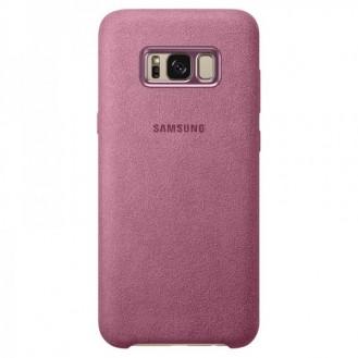 Samsung Alcantara G955 Galaxy S8 Plus Blau