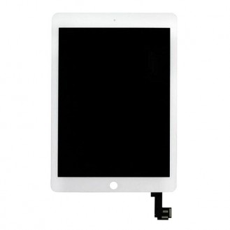 iPad Air 2 LCD Display mit Digitizer Weiss A1566, A1567