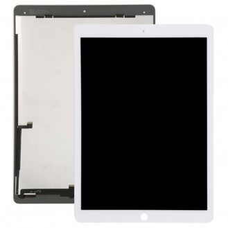 "iPad Pro 12,9"" Display LCD Weiss Genaration 2015"