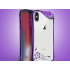 Bling Silikon Hülle iphone X Rot