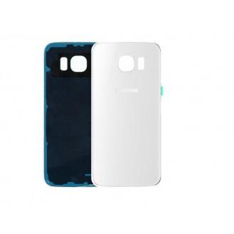 Akkudeckel Weiss Galaxy S6 Edge Plus