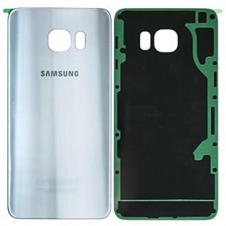 Akkudeckel Silber Galaxy S6 Edge Plus