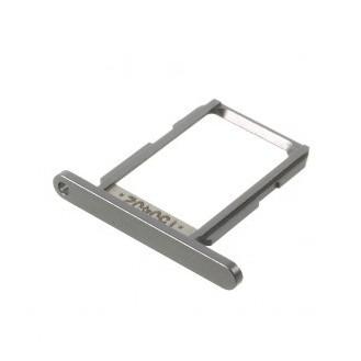 Samsung Galaxy S6 Edge Simhalter Grau