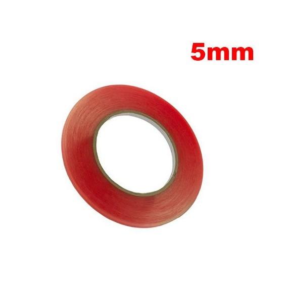 3M Doppelseitiges Klebeband Klebestreifen 5mm