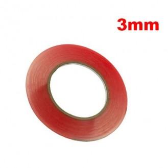 3M Doppelseitiges Klebeband Klebestreifen 3mm