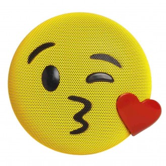 Emoji Wireless Speaker KISS Bluetooth