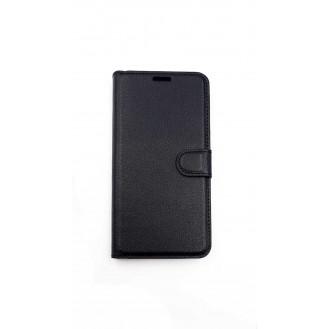 Leder Book Case Etui HTC U11