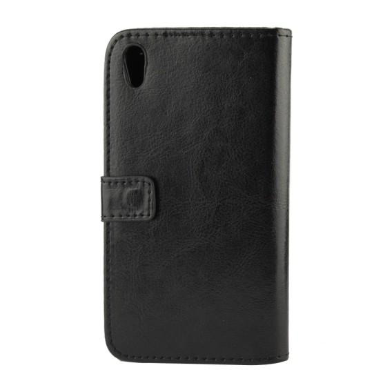 Leder Kreditkarte Slot Ledertasche Etui Sony Xperia Z2 / L50w