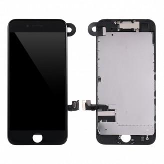 iPhone 7 LCD AAA VOLL VORMONTIERT Schwarz