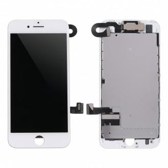 iPhone 7 LCD AAA VOLL VORMONTIERT Weiss