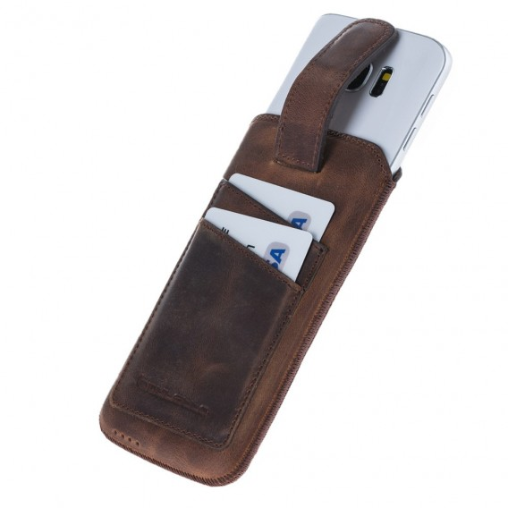 Bouletta Multicase CC Huawei P20 Ledertasche mit Kartenfächern