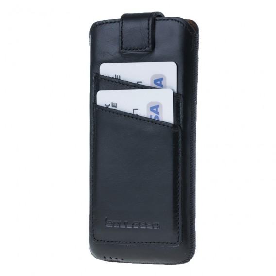 Bouletta Multicase CC Huawei P20 Lite Ledertasche mit