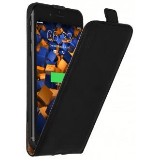 iPhone 7 Plus, 8 Plus Flip Case Etui Schwarz
