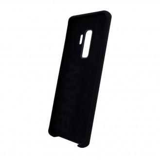 BMW - Fiber - Silikon Cover G965F Galaxy S9 Plus