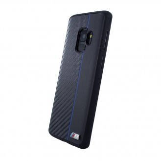 BMW - Fiber - Silikon Cover G965F Galaxy S9 Plus