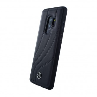 Mercedes-Benz - Leder Hardcover G960F Galaxy S9 Plus