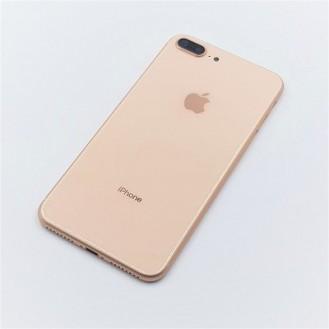 iPhone 8 Plus Backcover Gehäuse Akkudeckel in Gold