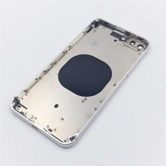 iPhone 8 Plus Backcover Gehäuse Akkudeckel in weiss