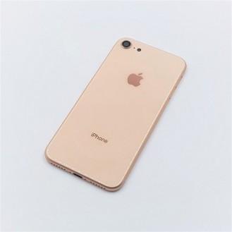 iPhone 8 Backcover Gehäuse Akkudeckel in Gold