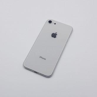 iPhone 8 Backcover Gehäuse Akkudeckel in weiss