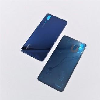 Huawei P20 OEM Backglass Akku Deckel Blau