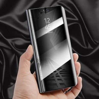 Samsung Galaxy S9 Plus Spiegel Clear View Case Schwarz