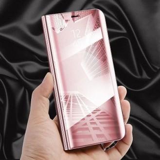Samsung Galaxy S9 Spiegel Clear View Case Pink