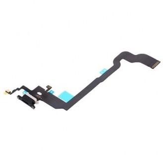 iPhone X Ladebuchse Dock Connector Port Flex Schwarz