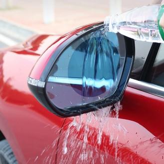 Auto Rückspiegel Regenfeste Klar Sicht Folie