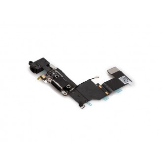 Ladebuchse Schwarz Dock Connector Audio Jack Flex Mikrofon iPhone 5S