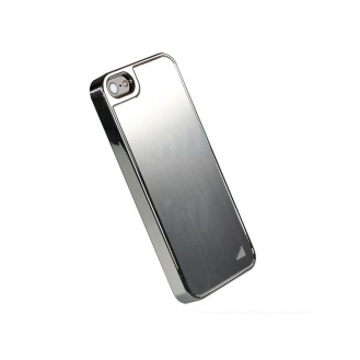 Silber UltraThin Alu Case für iPhone 5 / 5S / SE
