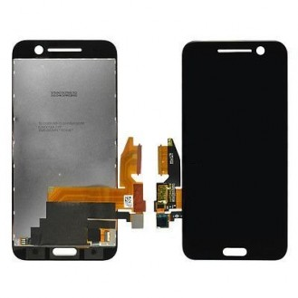 HTC 10 LCD Display Touchscreen Touch Glas Schwarz