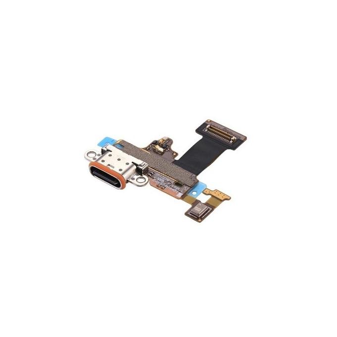 Original LG V30 H930 Ladebuchse Connector Flex Kabel Mikrofon