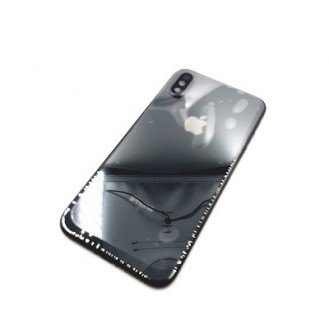 iPhone X Akkudeckel Backcover Rückseite Mittelrahmen Gehäuse