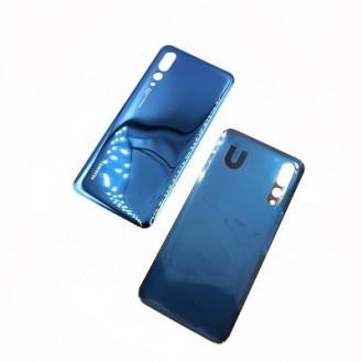 Huawei P20 Pro OEM Backglass Akku Deckel Blau