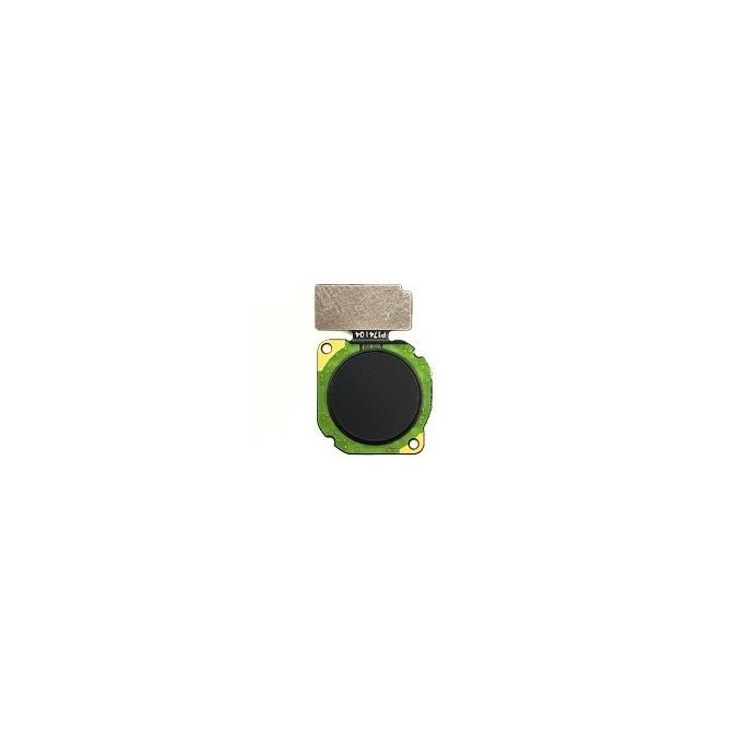 Fingerabdruck Sensor Flex Modul Huawei Mate 10 Lite Schwarz
