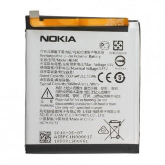 Nokia 7 Akku Batterie HE340 Original